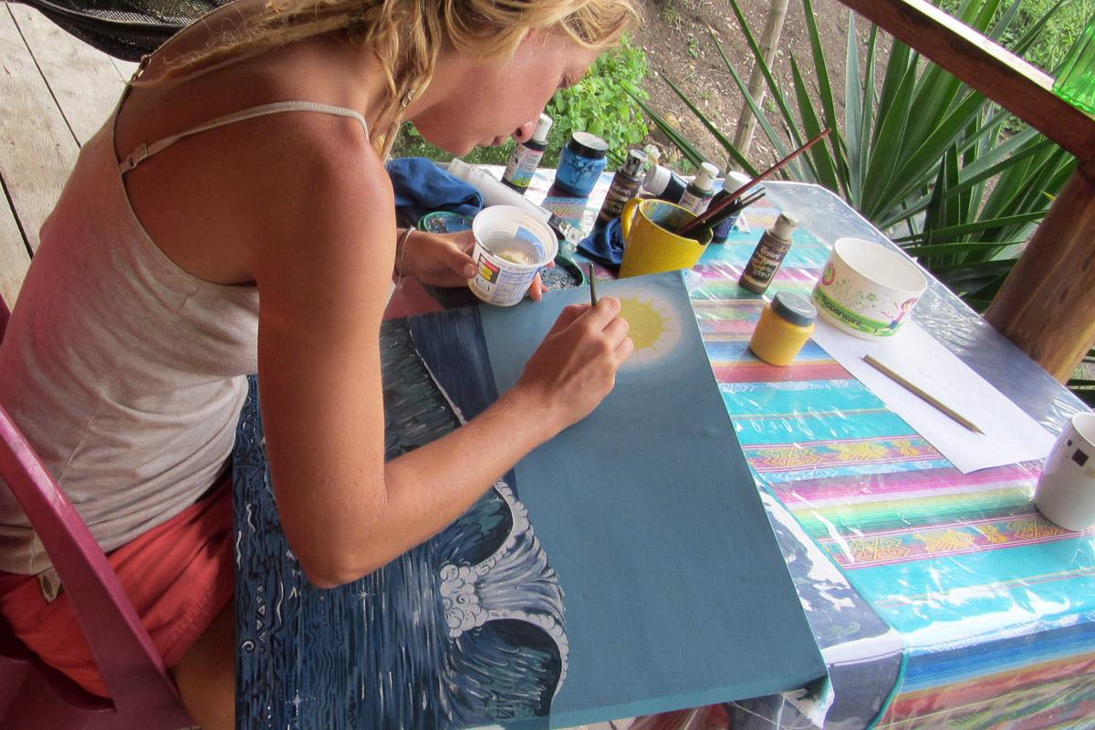 CRAFT, ART AND MUSIC